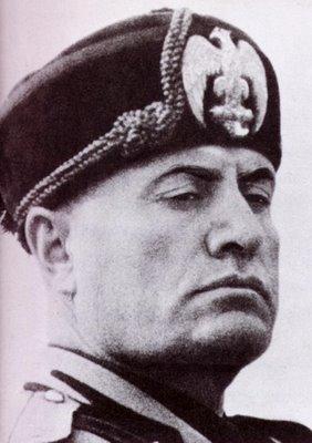 MussoliniSemi-Profile